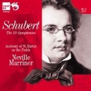 Schubertsymphonies