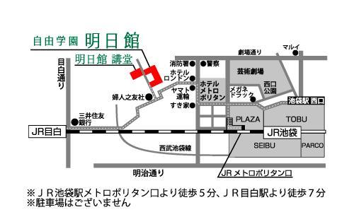Myonichikanmap